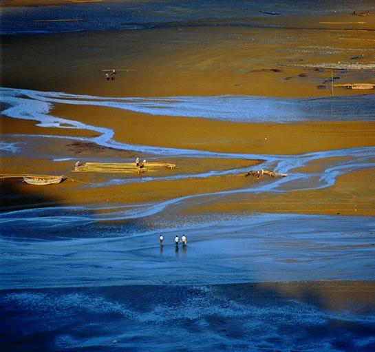 霞浦拥有全国最大的滩涂